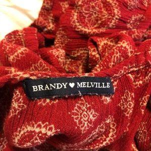 Brandy Melville sun dress